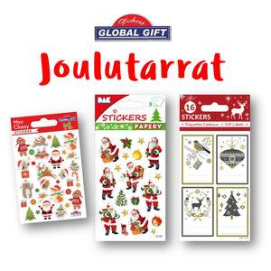 Global Gift Joulutarrat