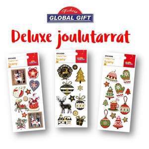 Global Gift Deluxe joulutarrat