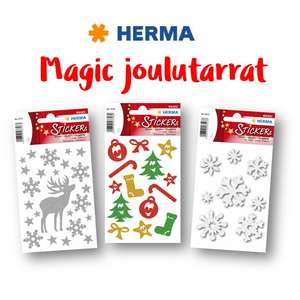 Magic joulutarrat